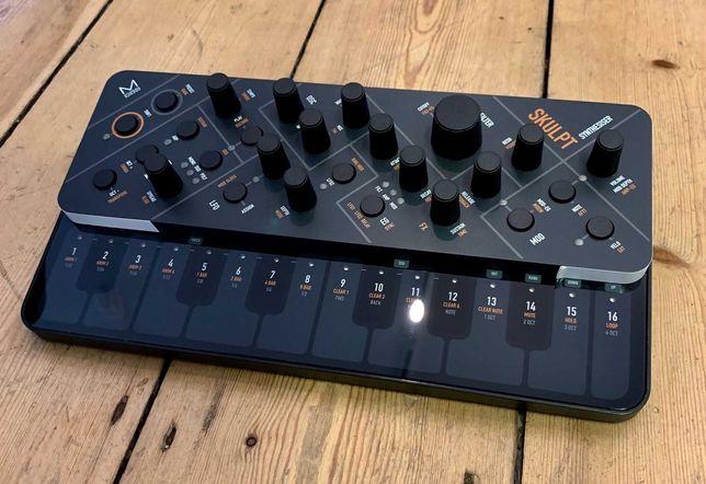 Sintetizador Modal Skulpt (novos na caixa)