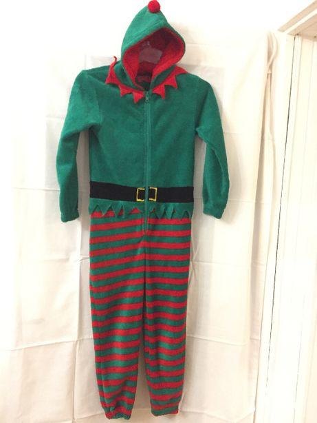 kostium Elfa Sw. Mikołaja
