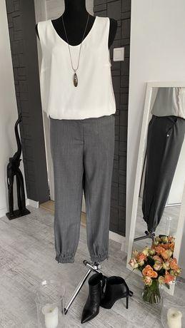 Spodnie szare Simple rozm. 44 (zameczki)