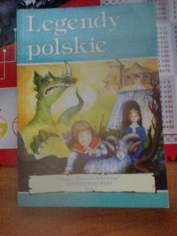 Sprzedam Legendy Polskie