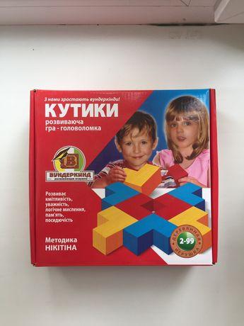 Развивающая игра-головоломка