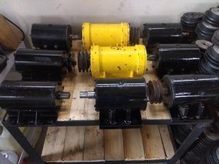 wibrator wibratory do zagęszczarki od 50kg do 140kg
