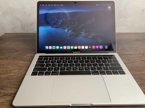 "Ноутбук Apple MacBook Pro 13"" 256GB Touch Bar Silver (MPXX2) 2017"