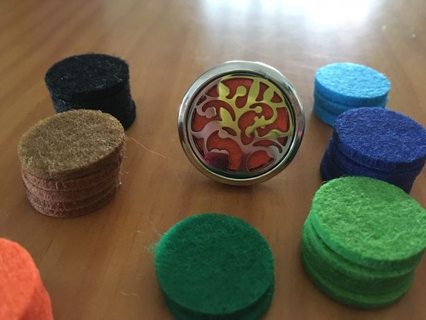 Difusor de aromas para carro / aromatizador auto