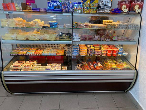 Холодильная Витрина, холодильна вітрина, Gold  Польша.