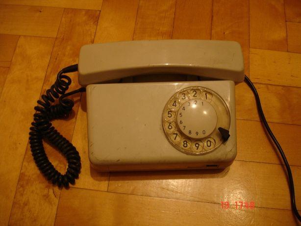 Telefon analogowy Vintage rodem z PRL