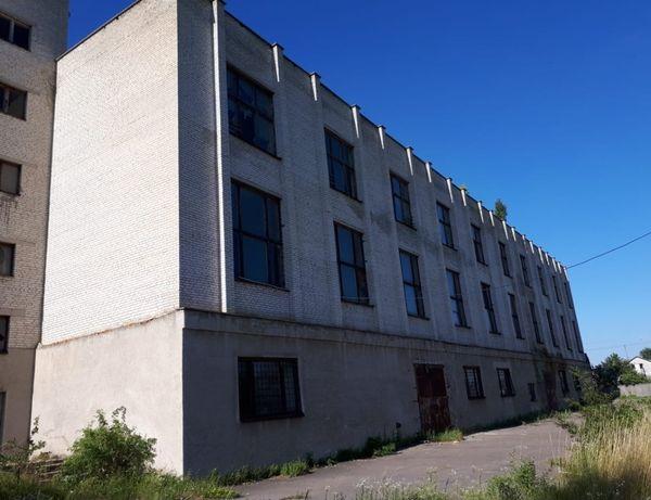 Майновий комплекс будівлі завод Модуль Перемишляни Львів 47
