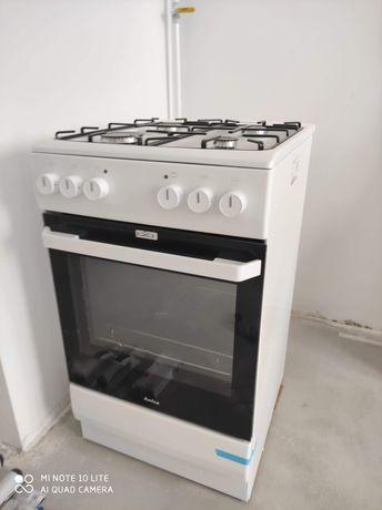 Kuchenka gazowo - elektryczna Amica
