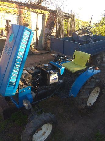 Мини трактор Iseki TX 1300