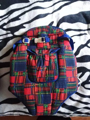 Рюкзак переноска кенгуру