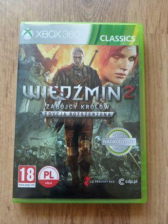 Wiedźmin 2 Xbox 360