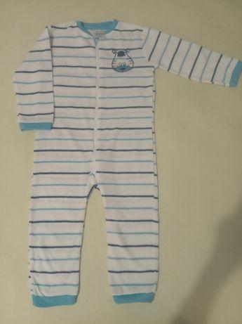 Pajacyk / pidżama rozmiar 86-92