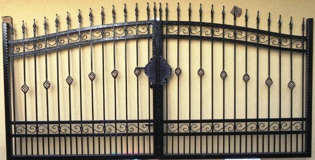 brama bardzo solidna ,kuta wzór 4 PROMOCJA