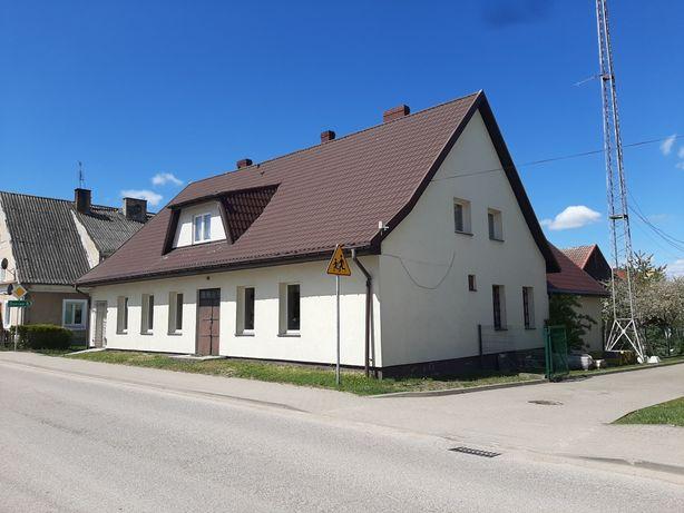 Lokal mieszkalny i usługowy. 2 mieszkania.Mieszkanie,dom, Ełk okolice