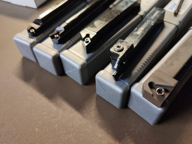 Noże do tokarki, tokarskie składaki 45HRC 12mm zestaw