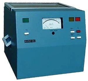 Аппарат АИМ 90 для  определения пробивного напряжения