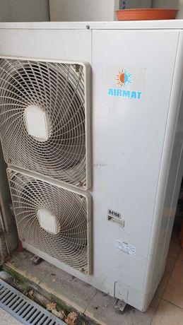 Bomba de Calor e Frio Trifásica AIRMAT