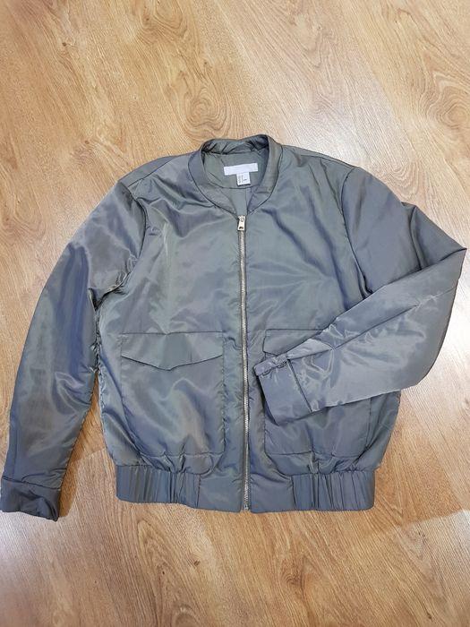 Куртка бомбер H&M хаки Запорожье - изображение 1