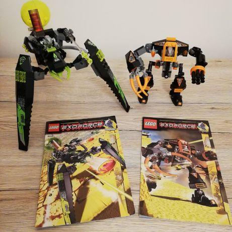 Klocki LEGO roboty wojownicy Exo-Force zestaw klocków ninjago