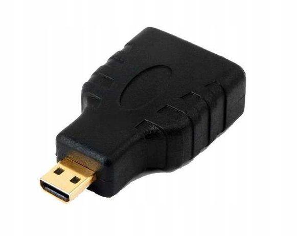 ADAPTER przejściówka HDMI na MICRO HDMI Full HD