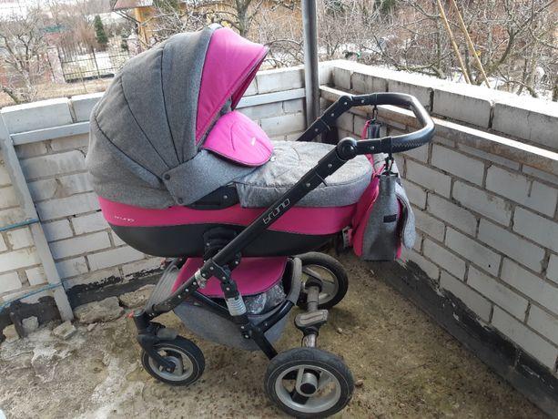 Продам детскую коляску RIKO BRANO