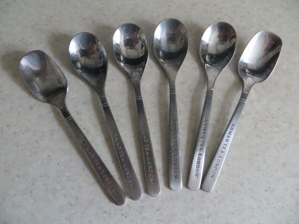 Чайные ложки нержавеющая сталь