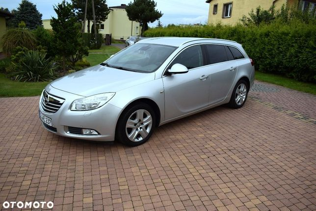 Opel Insignia Navi! Alumy! Klimatronic! 1,8 benzyna! Serwis! z Niemiec! Opłacona!