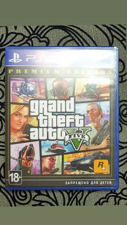 Игра, PS4 GTA. Новая