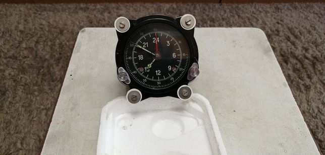 Авиационные часы часовой блок 55М