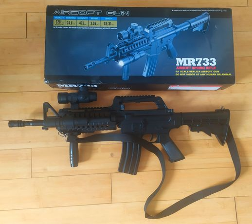 Karabin M4A1 ASG