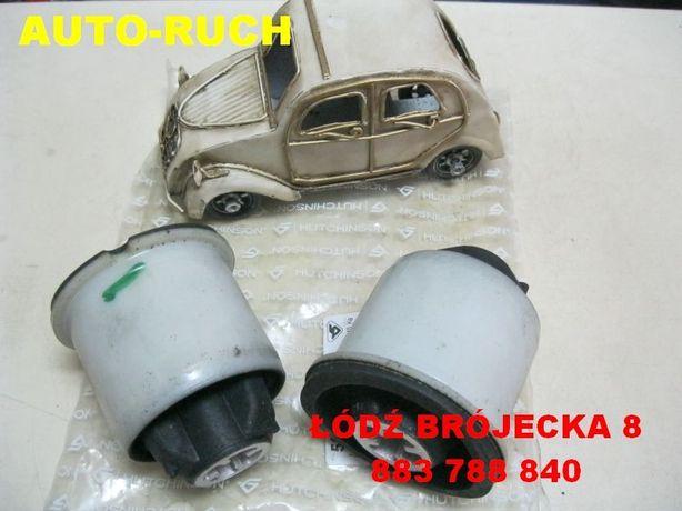 Tuleje tylna belka Renault Laguna II Scenic II Wymiana Łódź Auto-Ruch