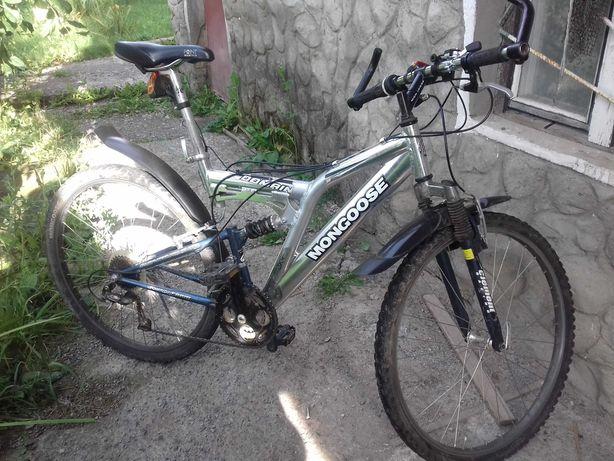 Продам б.у велосипед