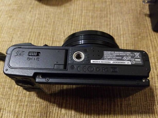 Продам фотоаппарат Olympus xz-2