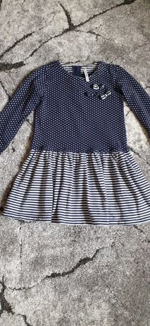 Sukienka dla dziewczynki r. 104, Coccodrillo