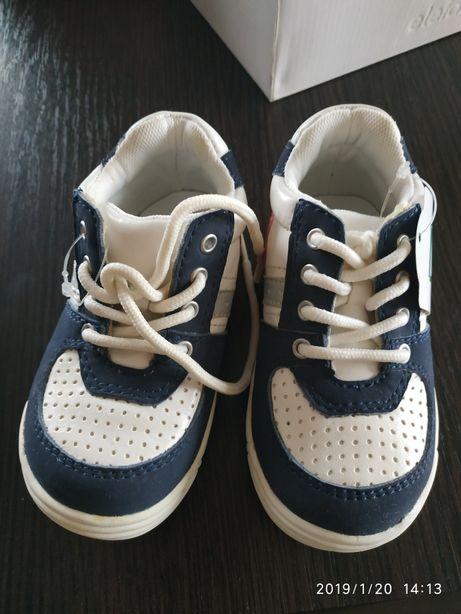 Кроссовки для настоящего мужчины. 20 размер