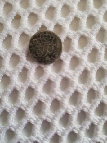 Śląski 1 groschel 1754 B