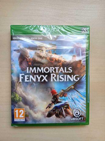Immortals Fenyx Rising. Xbox Series X|One (SELADO)