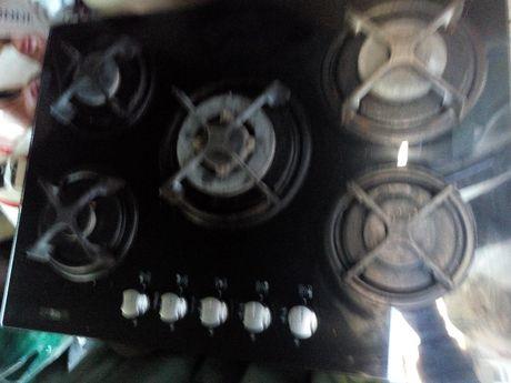 Płyta gazowa 5-palnikowa