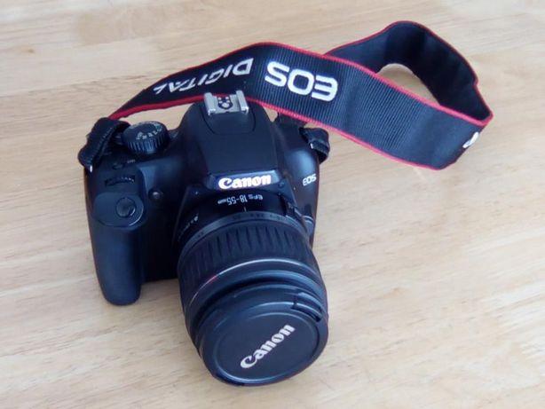 Máquina Canon EOS1000D - Oportunidade
