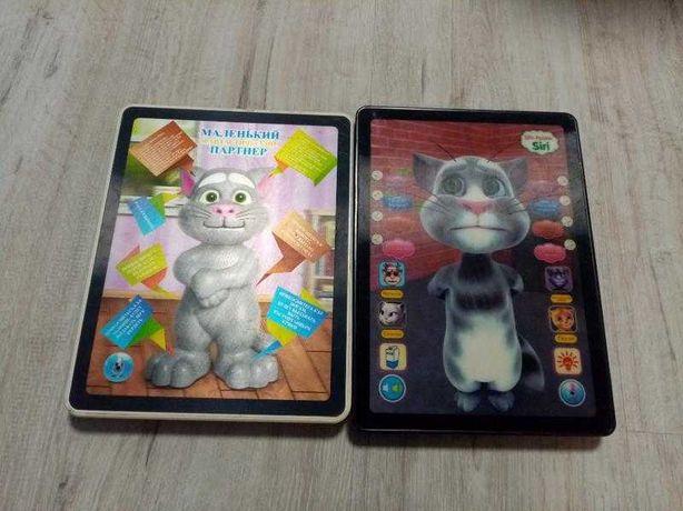 Детский обучающий планшет кот том набор