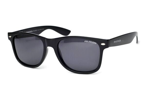 Okulary przeciwsłoneczne Patrol P-153