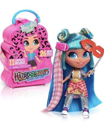 Кукла Hairdorables art series 5 серия