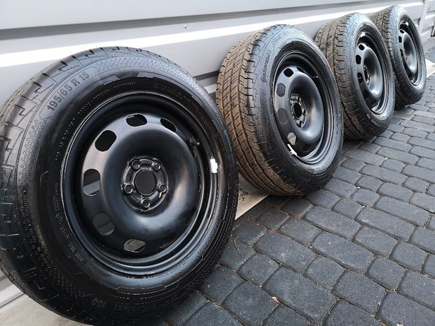 FABRYCZNIE NOWE Oryginalne Felgi Koła Audi 15 A3 TT VW Volkswagen Seat
