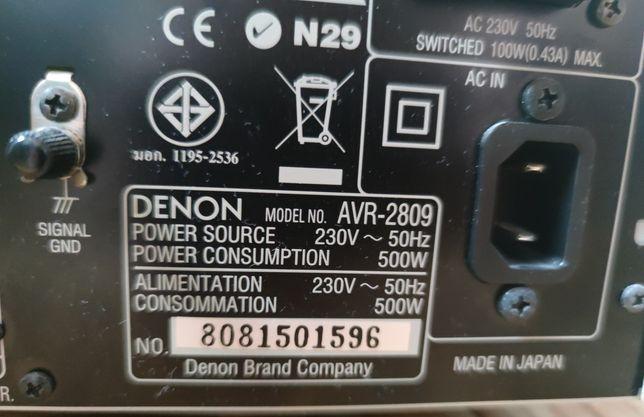 Продается Denon 2809