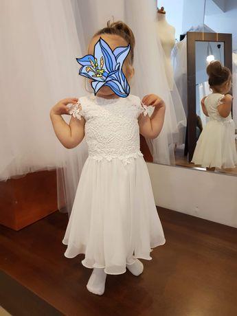 Sukienka małej księżniczki