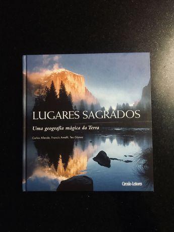 """""""Lugares sagrados"""" • Círculo de Leitores"""
