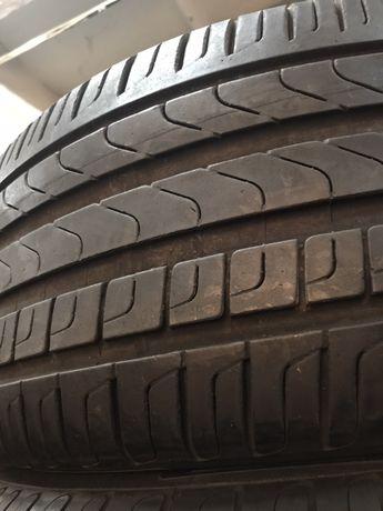 Шины б/у лето 225/50R17 Pirelli Cinturato P7 (Склад)