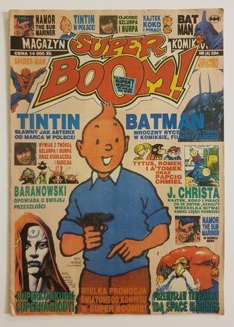 Super Boom Magazyn Komiksowy Nr 2/94