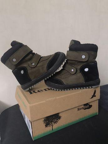 Продам ботинки зимние RenBut, р 24