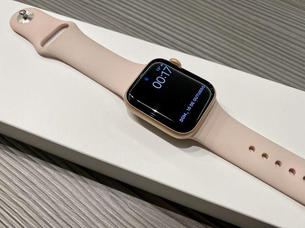 Apple Watch Series 6 40mm Gold com garantia